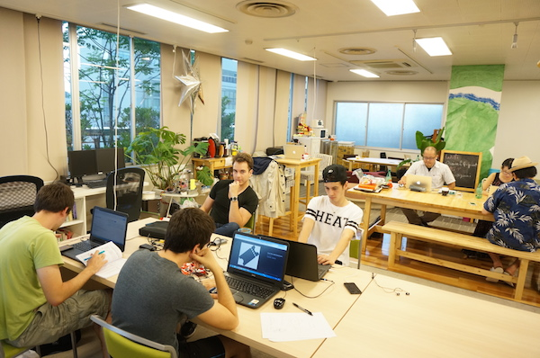 Osaka Coworking Space (Osakan Space) English Page